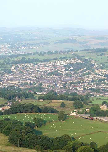 Silsden, West Yorkshire